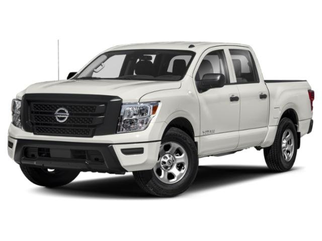 2021 Nissan Titan S 4x2 Crew Cab S Premium Unleaded V-8 5.6 L/339 [1]