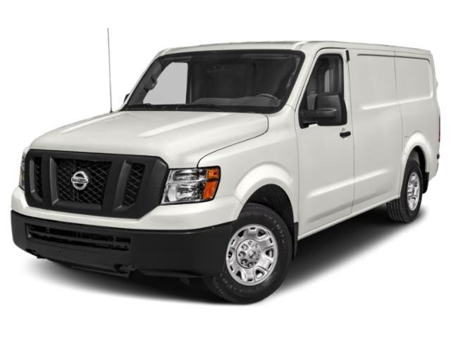 2021 Nissan NV Cargo 1500 S NV1500 Standard Roof V6 S Regular Unleaded V-6 4.0 L/241 [4]