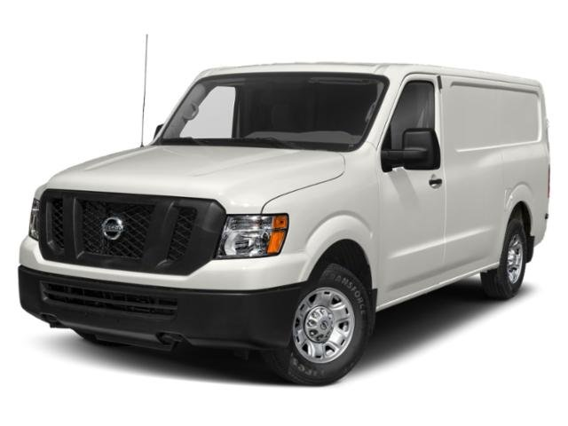 2021 Nissan NV Cargo 2500 S NV2500 HD Standard Roof V6 S Regular Unleaded V-6 4.0 L/241 [7]