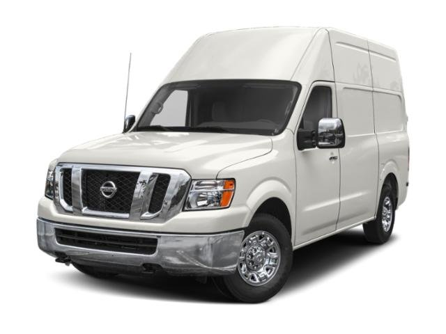 2021 Nissan NV Cargo SV NV3500 HD High Roof V8 SV Regular Unleaded V-8 5.6 L/339 [4]