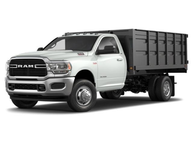 """2021 Ram 3500 Chassis Cab Tradesman Tradesman 4WD Crew Cab 60"""" CA 172.4"""" WB Intercooled Turbo Diesel I-6 6.7 L/408 [16]"""
