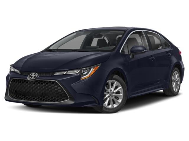 2021 Toyota Corolla XLE XLE CVT Regular Unleaded I-4 1.8 L/110 [4]