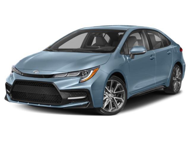 2021 Toyota Corolla SE SE CVT Regular Unleaded I-4 2.0 L/121 [13]