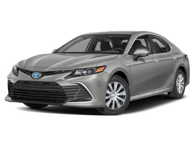 2021 Toyota Camry Hybrid LE Hybrid LE CVT Gas/Electric I-4 2.5 L/152 [0]