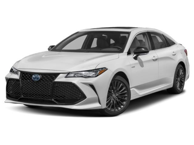 2021 Toyota Avalon Hybrid XSE Hybrid XSE FWD Gas/Electric I-4 2.5 L/152 [1]