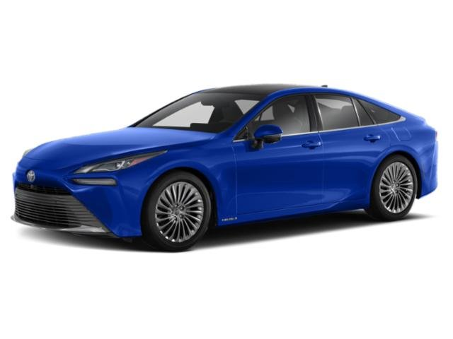 2021 Toyota Mirai Limited Limited Sedan Electric [7]