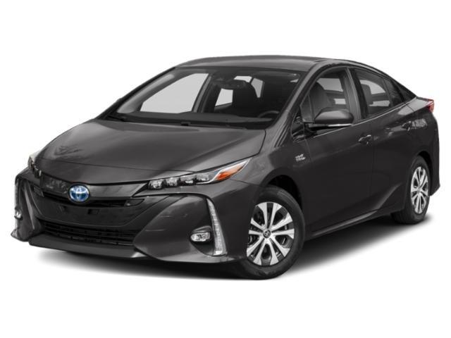 2021 Toyota Prius Prime  Gas/Electric I-4 1.8 L/110 [6]