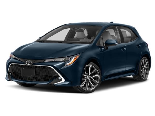 2021 Toyota Corolla Hatchback XSE XSE CVT Regular Unleaded I-4 2.0 L/121 [12]
