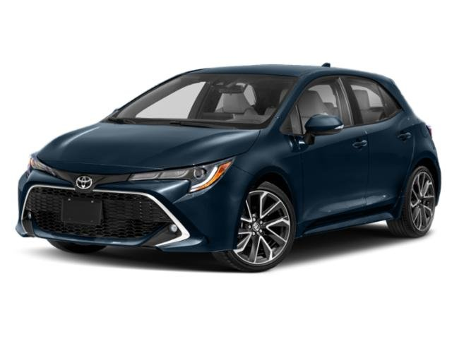 2021 Toyota Corolla Hatchback XSE XSE CVT Regular Unleaded I-4 2.0 L/121 [0]