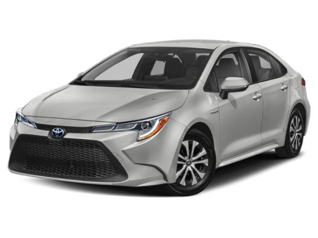 2021 Toyota Corolla Hybrid LE Hybrid LE CVT Gas/Electric I-4 1.8 L/110 [17]