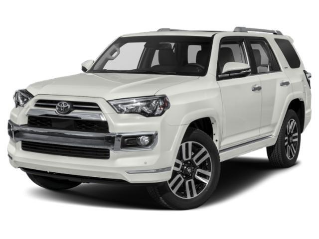 2021 Toyota 4Runner Limited Limited 4WD Regular Unleaded V-6 4.0 L/241 [11]