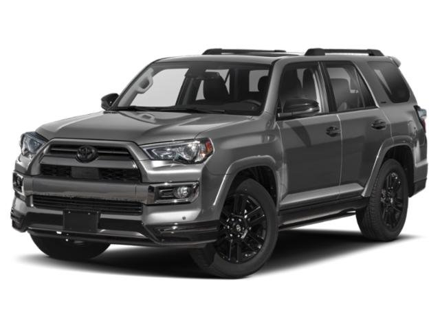 2021 Toyota 4Runner SR5 Premium SR5 Premium 2WD Regular Unleaded V-6 4.0 L/241 [1]