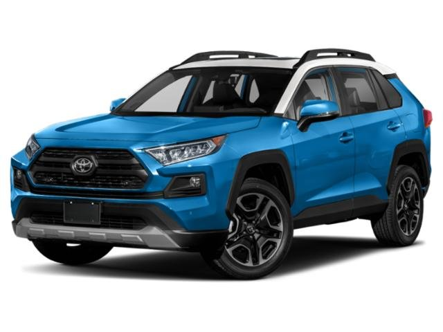 2021 Toyota RAV4 TRD Off Road TRD Off Road AWD Regular Unleaded I-4 2.5 L/152 [13]