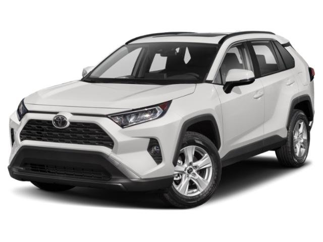 2021 Toyota RAV4 XLE XLE FWD Regular Unleaded I-4 2.5 L/152 [2]