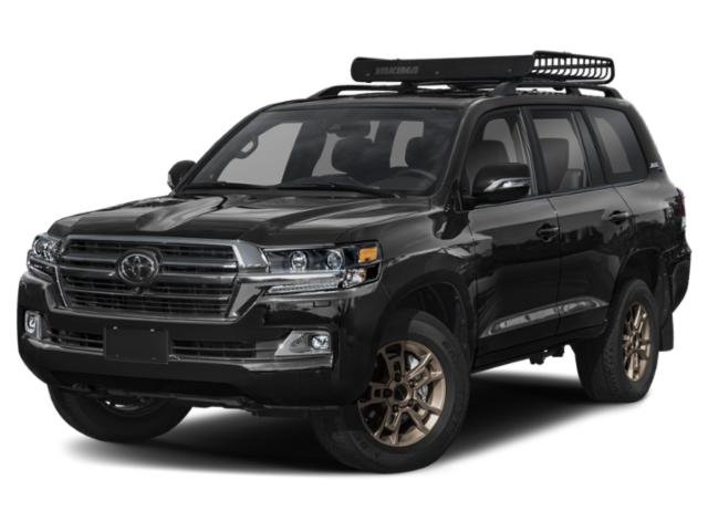 2021 Toyota Land Cruiser Heritage Edition Heritage Edition 4WD Regular Unleaded V-8 5.7 L/346 [12]