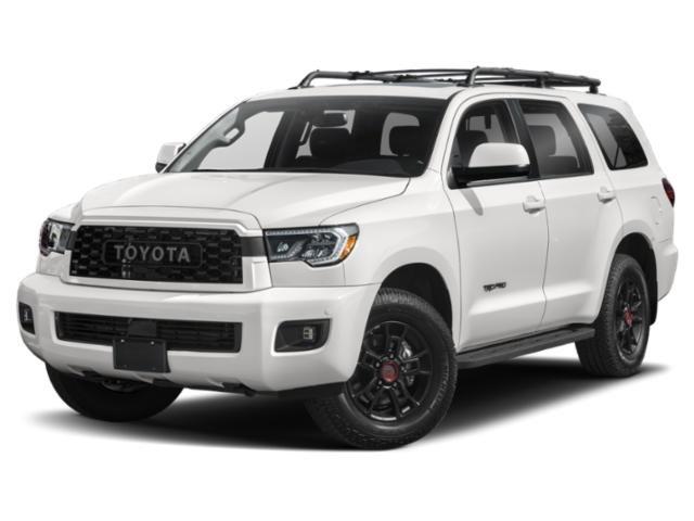 2021 Toyota Sequoia TRD Pro TRD Pro 4WD Regular Unleaded V-8 5.7 L/346 [1]