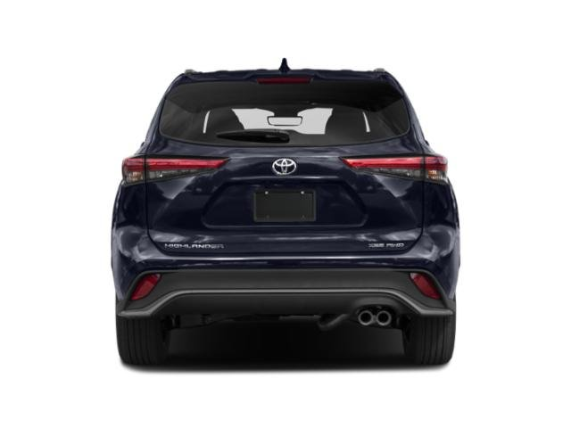 New 2021 Toyota Highlander in Burlingame, CA