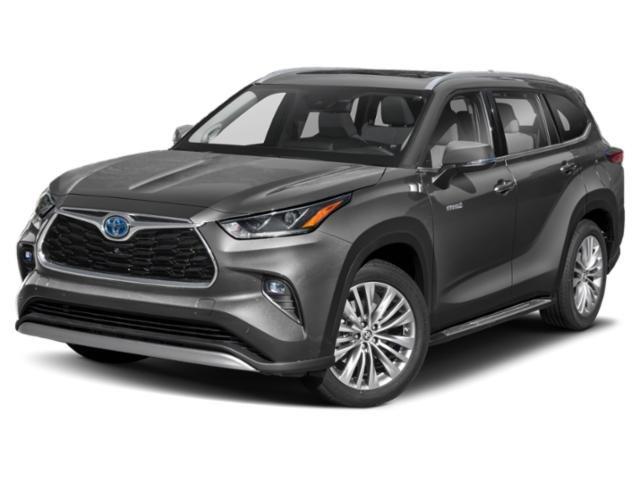 2021 Toyota Highlander Hybrid Platinum Hybrid Platinum AWD Gas/Electric I-4 2.5 L/152 [18]