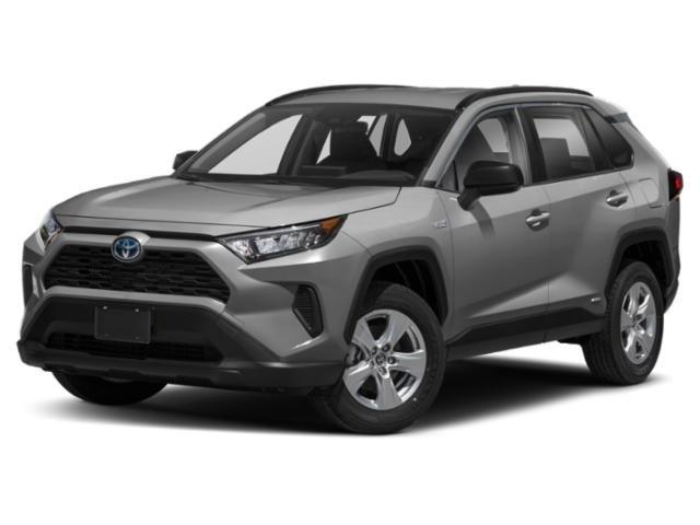 2021 Toyota RAV4 Hybrid XSE Hybrid XSE AWD Gas/Electric I-4 2.5 L/152 [8]