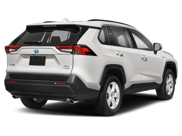 2021 Toyota RAV4 Hybrid XLE Premium Hybrid XLE Premium AWD Gas/Electric I-4 2.5 L/152 [9]