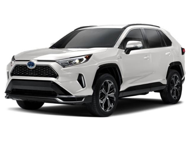 2021 Toyota RAV4 Prime XSE XSE Gas/Electric I-4 2.5 L/152 [5]