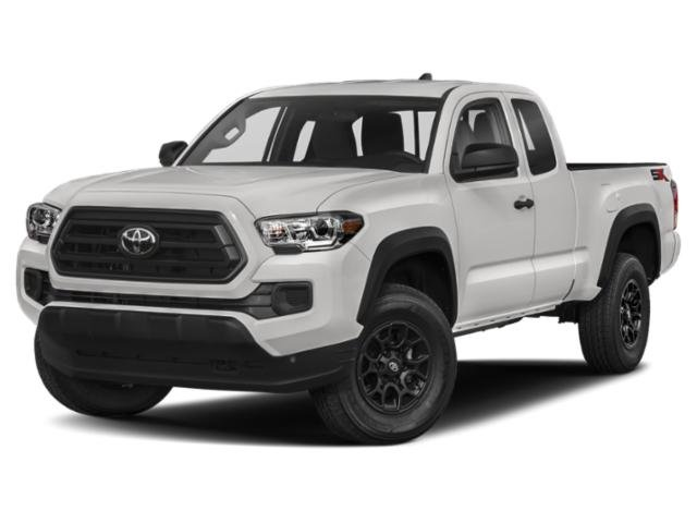 2021 Toyota Tacoma SR5 SR5 Double Cab 5' Bed I4 AT Regular Unleaded I-4 2.7 L/164 [4]