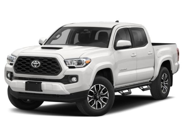 2021 Toyota Tacoma 4WD TRD Sport TRD Sport Double Cab 5' Bed V6 AT Regular Unleaded V-6 3.5 L/211 [1]