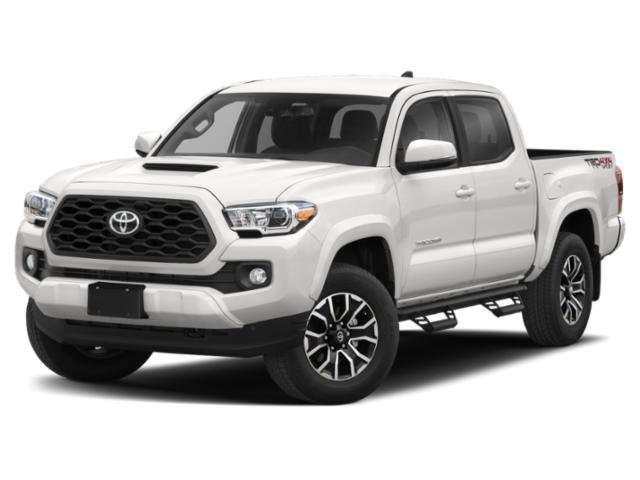2021 Toyota Tacoma 4WD TRD Sport TRD Sport Double Cab 5′ Bed V6 MT Regular Unleaded V-6 3.5 L/211 [2]