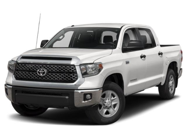 2021 Toyota Tundra SR5 SR5 CrewMax 5.5' Bed 5.7L Regular Unleaded V-8 5.7 L/346 [0]
