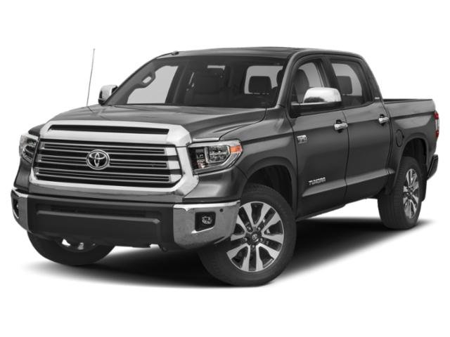 2021 Toyota Tundra 4WD Limited Limited CrewMax 5.5' Bed 5.7L Regular Unleaded V-8 5.7 L/346 [4]