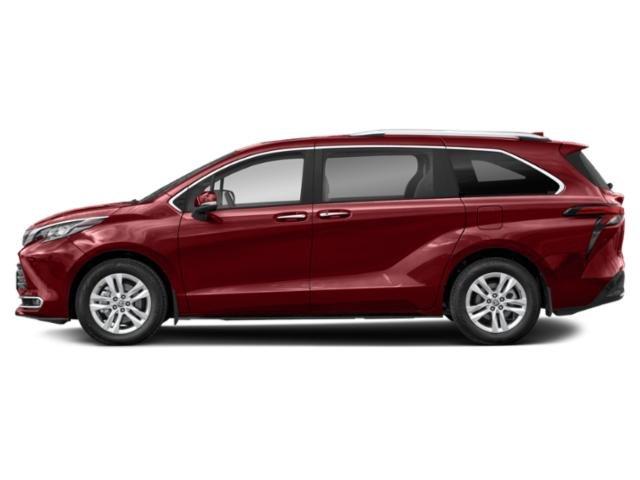 New 2021 Toyota Sienna in Burlingame, CA