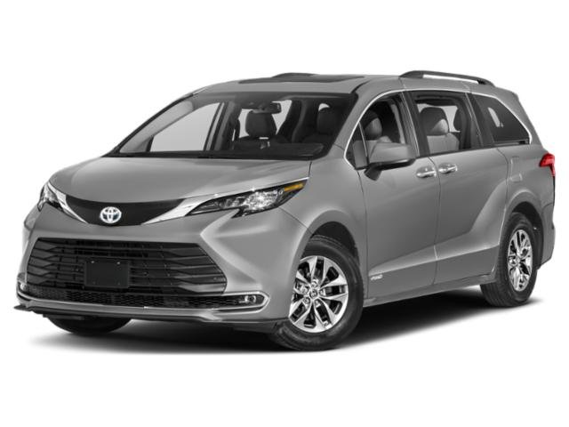 2021 Toyota Sienna XLE XLE FWD 8-Passenger Gas/Electric I-4 2.5 L/152 [10]