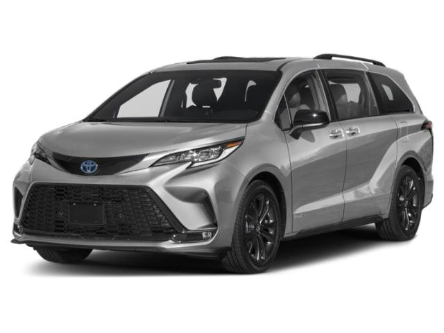 2021 Toyota Sienna XSE XSE FWD 7-Passenger Gas/Electric I-4 2.5 L/152 [1]