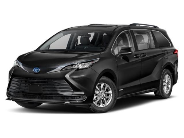 2021 Toyota Sienna LE LE FWD 8-Passenger Gas/Electric I-4 2.5 L/152 [11]