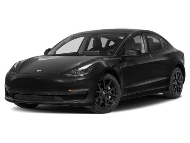 2021 Tesla Model 3 Standard Range Plus Standard Range Plus RWD Electric [4]