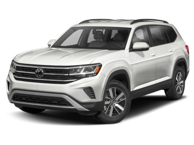 2021 Volkswagen Atlas 2.0T S 2.0T S 4MOTION Intercooled Turbo Premium Unleaded I-4 2.0 L/121 [1]