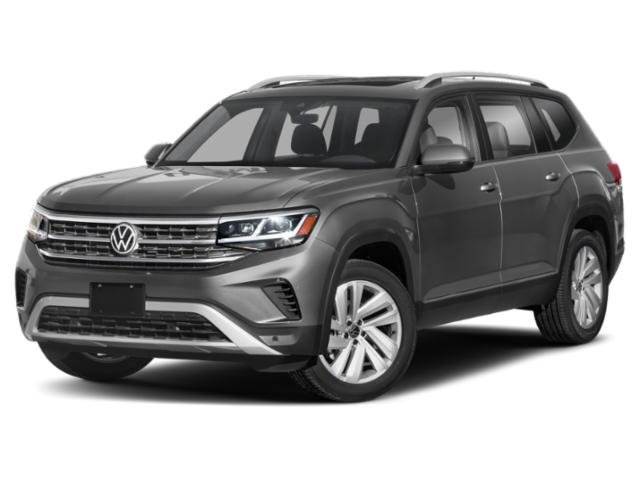 2021 Volkswagen Atlas 3.6L V6 SE w/Technology R-Line 3.6L V6 SE w/Technology R-Line FWD *Ltd Avail* Regular Unleaded V-6 3.6 L/220 [2]