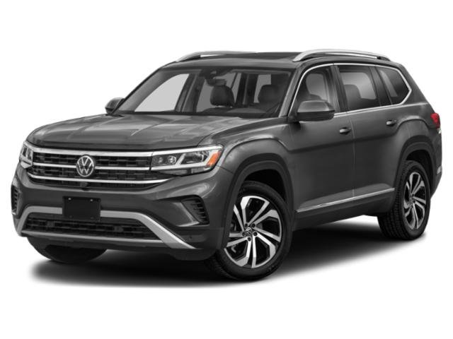 2021 Volkswagen Atlas 2.0T S 2021.5 2.0T S 4MOTION Intercooled Turbo Premium Unleaded I-4 2.0 L/121 [1]
