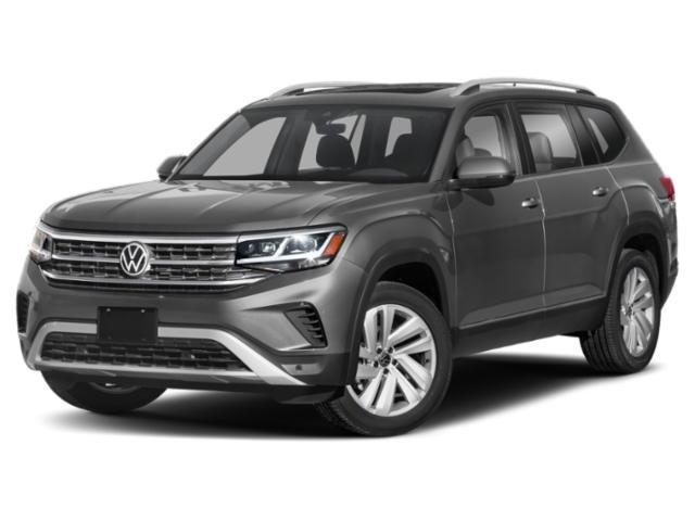 2021 Volkswagen Atlas 3.6L V6 SEL 2021.5 3.6L V6 SEL 4MOTION Regular Unleaded V-6 3.6 L/220 [5]