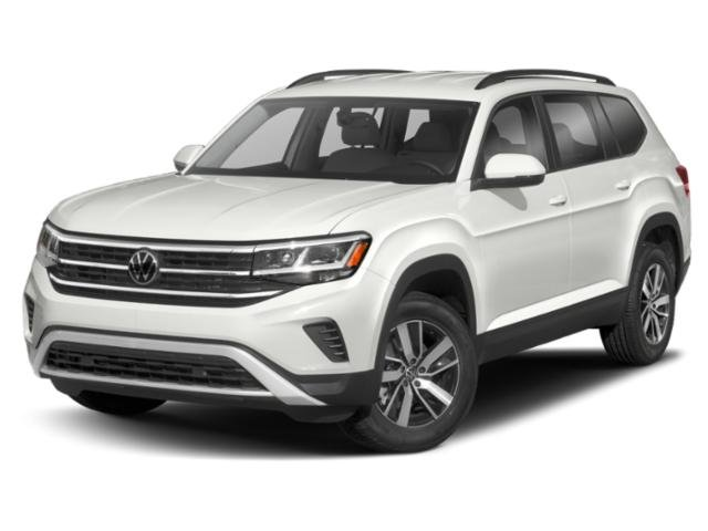 2021 Volkswagen Atlas 3.6L V6 SE w/Technology 2021.5 3.6L V6 SE w/Technology FWD Regular Unleaded V-6 3.6 L/220 [19]