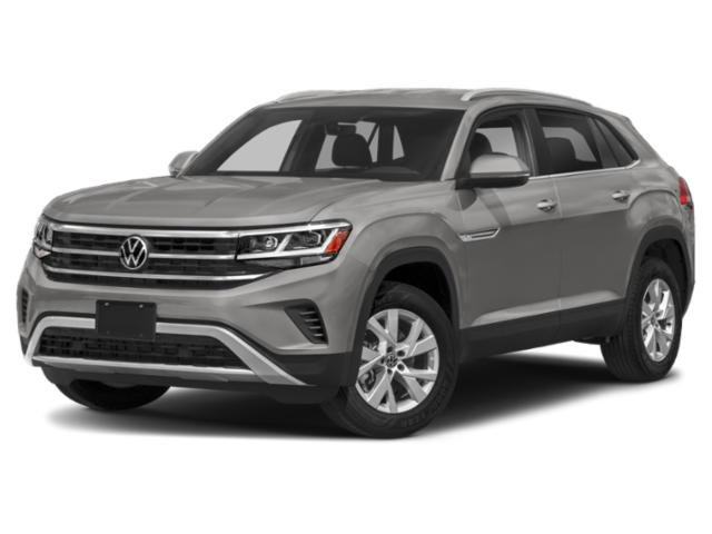2021 Volkswagen Atlas Cross Sport 3.6L V6 SEL R-Line 3.6L V6 SEL R-Line FWD Regular Unleaded V-6 3.6 L/220 [0]