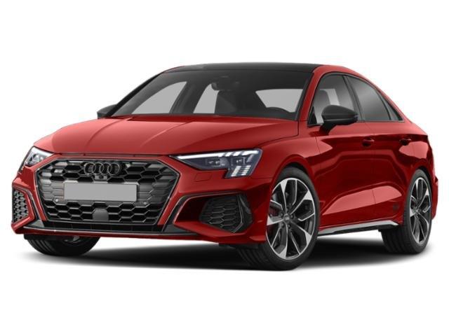 2022 Audi S3 Sedan Premium Plus Premium Plus 2.0 TFSI quattro Intercooled Turbo Premium Unleaded I-4 2.0 L/121 [8]