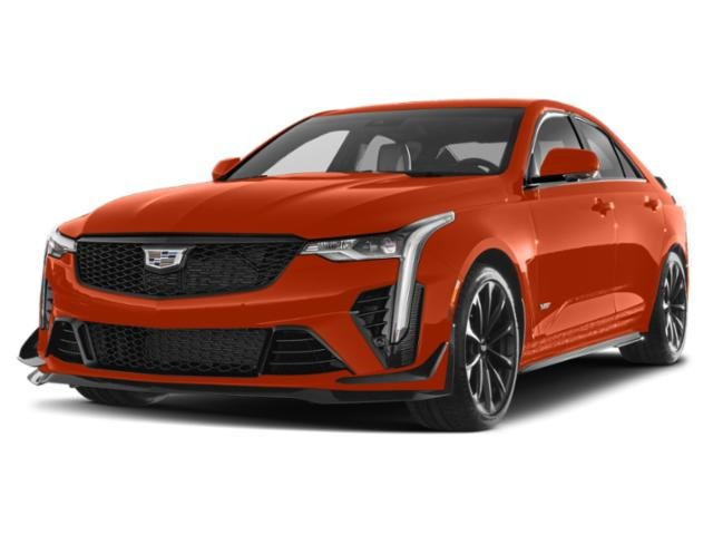 2022 Cadillac CT4-V Blackwing 4dr Sdn Blackwing Turbocharged V6 3.6L/ [0]