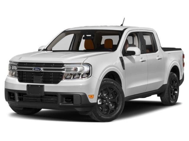 2022 Ford Maverick  Intercooled Turbo Premium Unleaded I-4 2.0 L/122 [17]