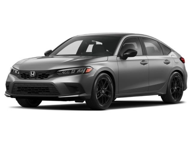 2022 Honda Civic Hatchback Sport Sport CVT Regular Unleaded I-4 2.0 L/122 [4]