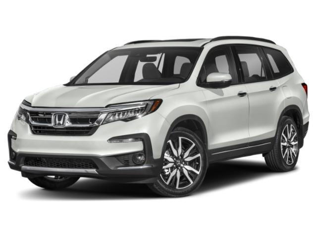 2022 Honda Pilot Touring 8-Passenger Touring 8-Passenger 2WD Regular Unleaded V-6 3.5 L/212 [9]