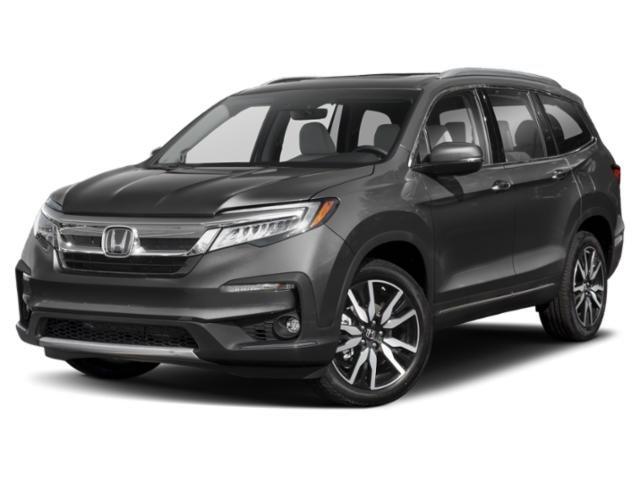 2022 Honda Pilot Touring 8-Passenger Touring 8-Passenger AWD Regular Unleaded V-6 3.5 L/212 [10]