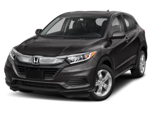 2022 Honda HR-V LX LX AWD CVT Regular Unleaded I-4 1.8 L/110 [10]