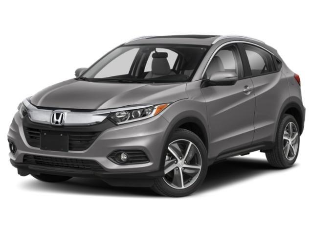 2022 Honda HR-V EX EX AWD CVT Regular Unleaded I-4 1.8 L/110 [0]