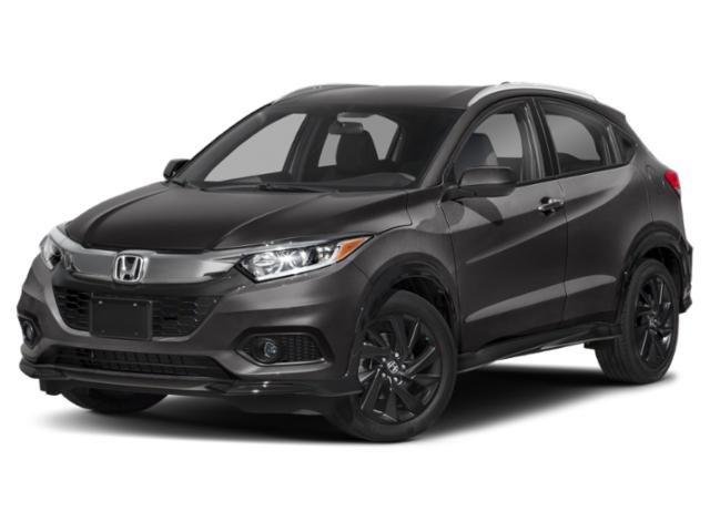 2022 Honda HR-V Sport Sport 2WD CVT Regular Unleaded I-4 1.8 L/110 [0]